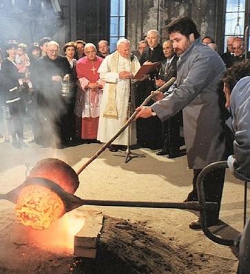 Colata Papa del 19 marzo 1995