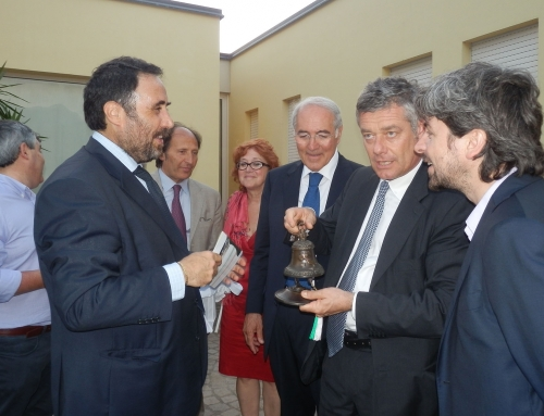 Tecnologia Pininfarina e tradizione Marinelli si incontrano a Riardo