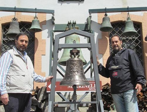 Una Campana Marinelli dedicata alla grande guerra saluterà a Trieste l'arrivo della staffetta dell'esercito