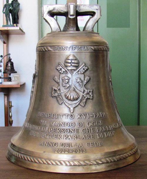 Le Campane Di Agnone.Marinelli Campane Campane Marinelli Pontificia Fonderia