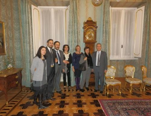 """Presentata in Quirinale la """"Campana dell'Unità d'Italia"""""""